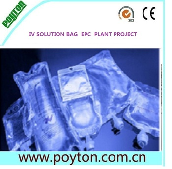 IV SOLUTION  BAG EPC TURNKEY SOLUTION PROJECT