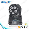 Hot selling disco lighting 5*10W 5in1 pro light moving heads