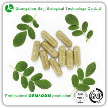 OEM Health Food For Supplement New Detox Moringa Leaves Capsule
