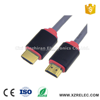With 1 years warranty 3 Meters super soft hdmi cable