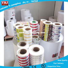 Custom cute animals Roll stickers,full colour printing die cut Roll stickers