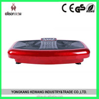 Crazy Fit Whole Body Massage fitness body shaker with CE ROHS/vibration plate with Remote control