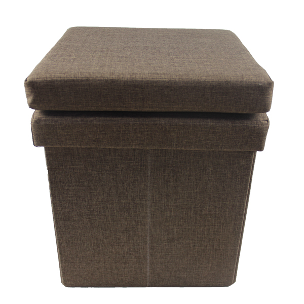Cheap New Foldable Ottoman with Storage