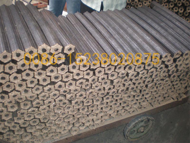 Hot sell wood brick briquettes machine sawdust briquette