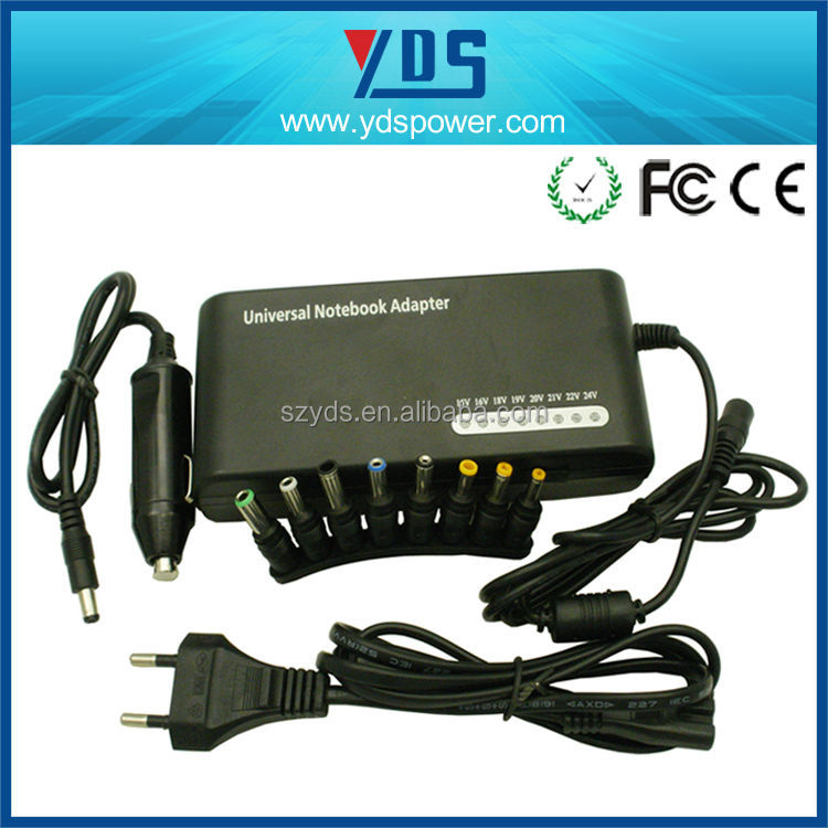 china supplier factory new 100 240v 50 60hz laptop ac adapter for all most of laptops 100W universal laptop charger