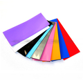 Efest battery shrink pvc colorful battery wrapper