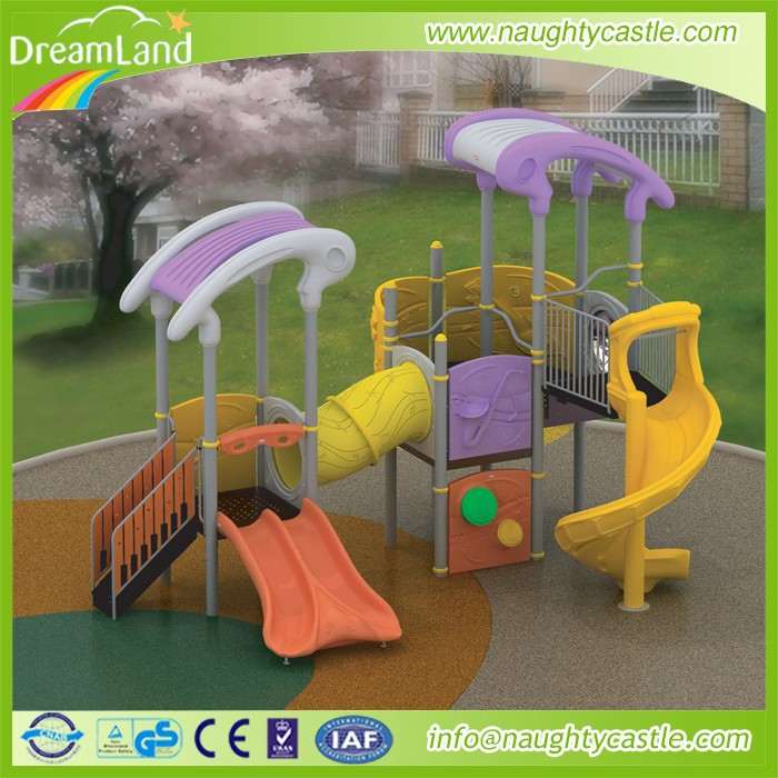 children commercial used outdoor garden playground with spiral tunnel,kids amusement school park equipment for sale