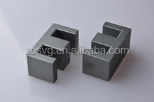 high frequently soft ferrite core,current transformer in Mn-Zn. EER,EIR,EPC,ED,EFD,EE,EI,PC,