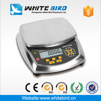 OIML Stainless Steel Waterproof Compact Weighing