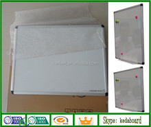 Magnetic White Board 1200mm*2400mm with pen tray