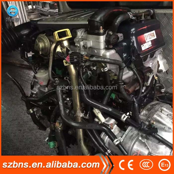 High Quality truck Used diesel Engines 4JX1 agriculture diesel engine