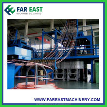 SHANGHAI low Price Upward Continuous Oxygen-free Copper Casting Making Line have good appreciation