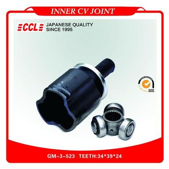 Competitive price brand though shaft aftermarket auto cv joint