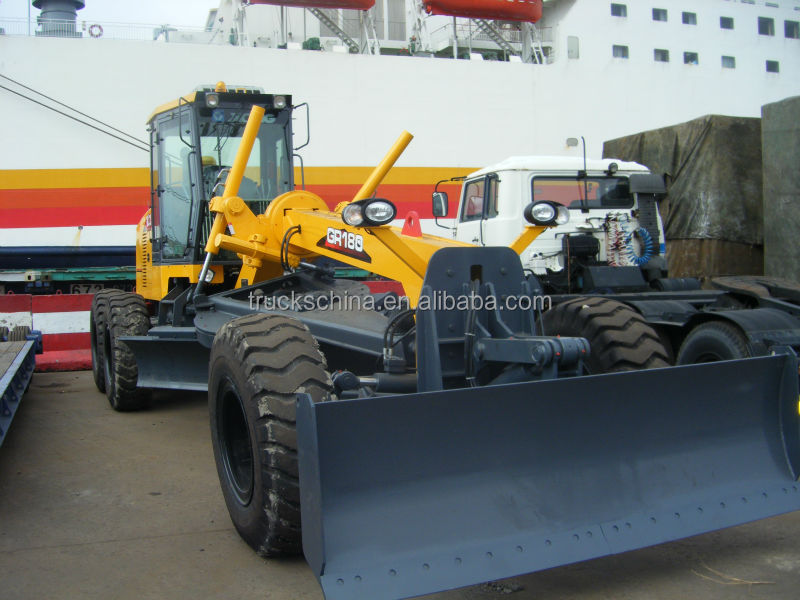 road construction machine 18T XCMG motor grader GR180 for sale