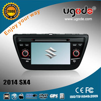 ugode 2014 Suzuki SX4 car dvd vcd cd mp3 mp4 player