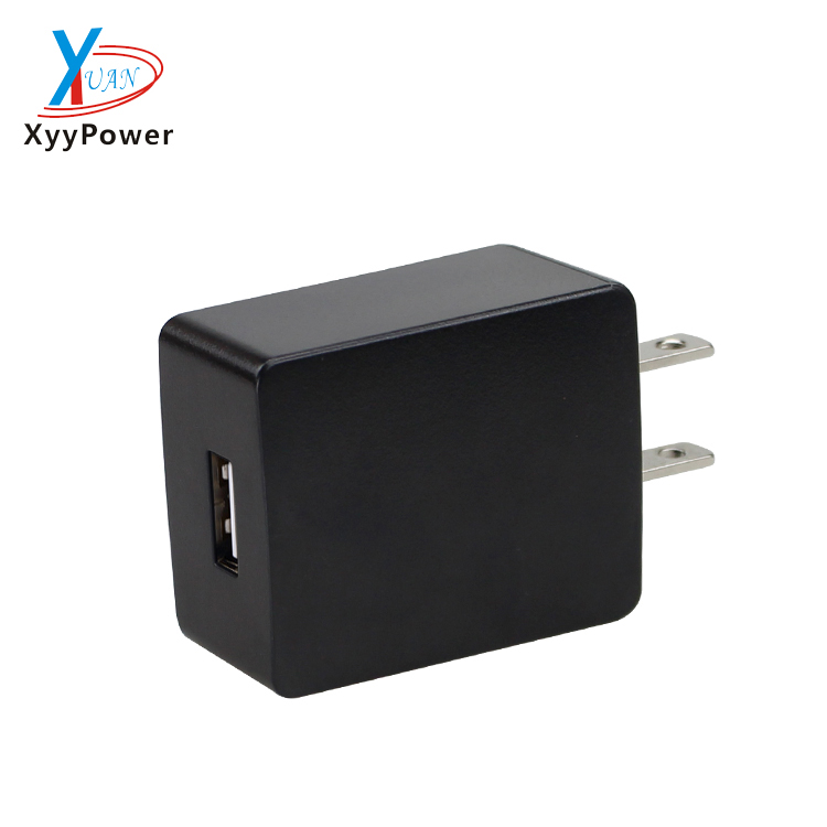 5V 1A USB Port Travel Wall Home Car Charger Adapter EU Plug