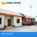 Luxury china modern house architectural prefabricated villa designs modern prefab house plans