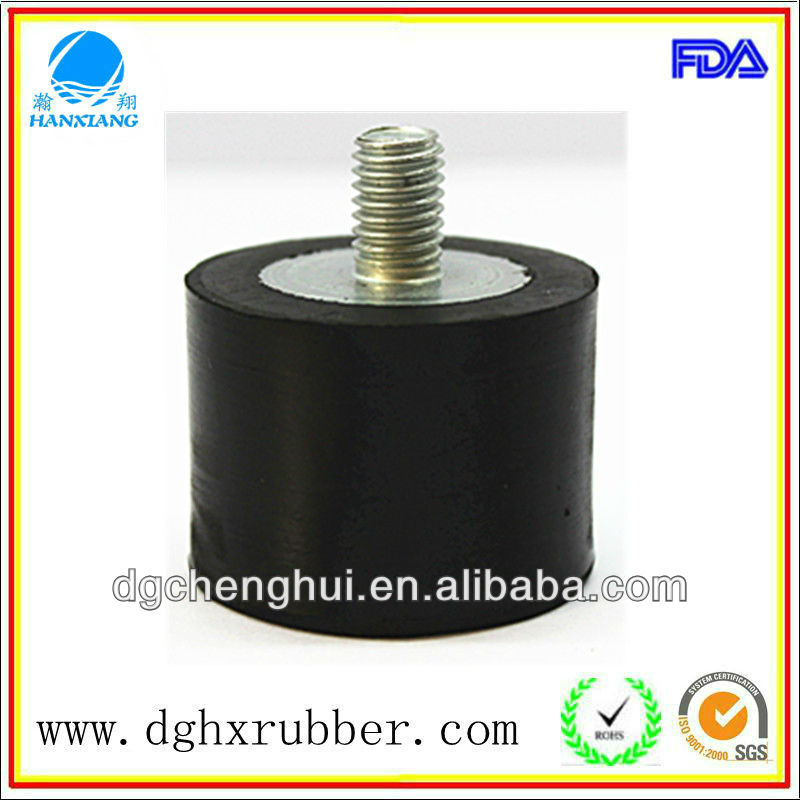2013 high pressure resistant epdm steel rubber washer