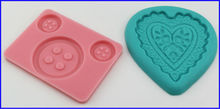 Custom Design Gum Paste Mould Silicon Molds Fondant Cake Decorating Forms