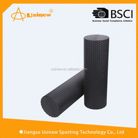 China-made reasonable price fitness textured epe foam roller