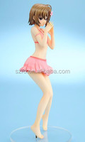 hot beautiful custom japanese sexy girl pvc action figure for sale