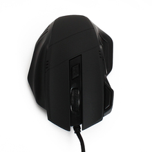 High-tech mouse Gaming Wired 2.4G Mouse 3-Stage Speed Comfortable Hand Feeling corded mouse