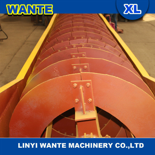 iron ore sand and gravel washing plant, screw sand washer for river sand, land high pressure washer