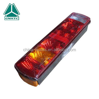 The Sinotruck Howo Left Combination Rear Lamp
