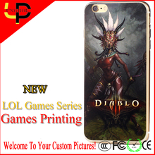 New league of legends printing football team phone case for Huawei honor 7