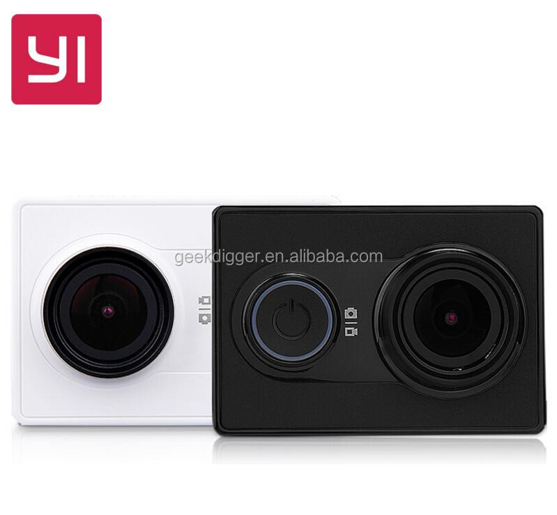 International Edition XiaoYi Action Camera1.0 XiaoYi waterproof Camera 1080P 60fps 16MP wifi Sports Cam Have in stock