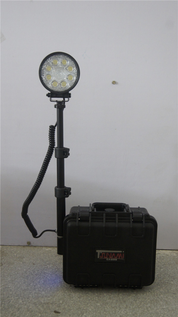 High lumen LED remote area lighting system--RLS-24W