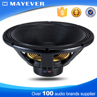 LF18ND810 neodymium magnet big power 18 inch subwoofer professional speaker used for sale