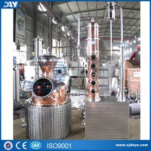 250L Fractional Steam alcohol distillation still to make vodka , gin , whisky