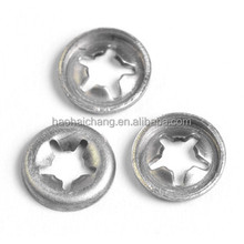 OEM precision nonstandard stainless steel flower washers