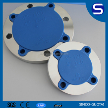 DIN/EN/ANSI B16.5 forged stainless steel pipe flange for oil.gas