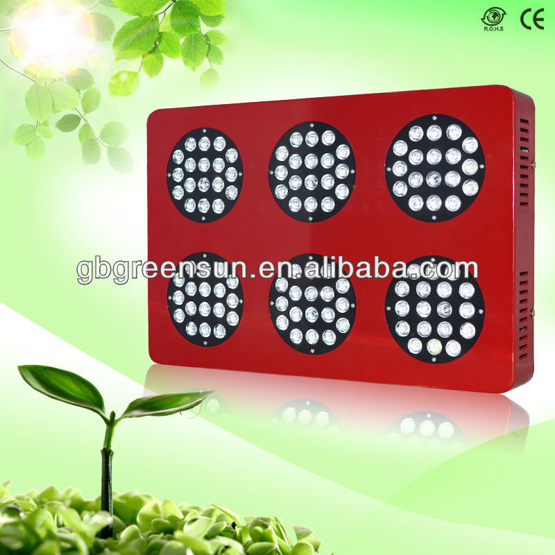 New LED Grow Light,300watt UFO Grow LED Lights Hydroponics Systems Hydroponics Greenhouse Epistar 2w Diodes Led Grow Light 300w