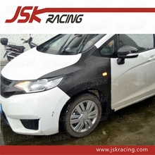 OEM STYLE CARBON FIBER FRONT FENDER FOR 2014-2016 HONDA JAZZ FIT GK5