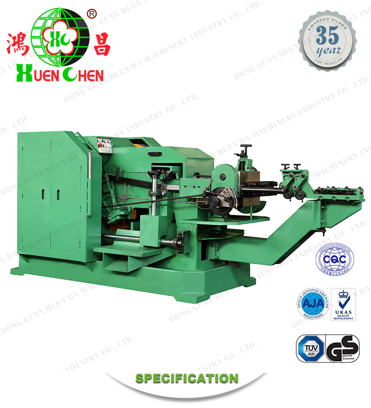 High quality tubular hollow rivet heading machine manufacturer