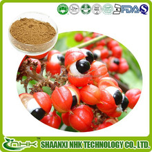 Hot selling product manufacture supply organic guarana seed extract / guarana extract powder