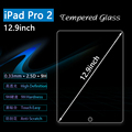 2.5D 9H Tempered Glass Screen Protector For Ipad Pro 12.9 Tempered Glass Premium Glass Screen Protector Wholesale