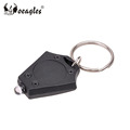Wholesale UV Black Light Mini Led Flashlight Keychain Ring For Money Detector