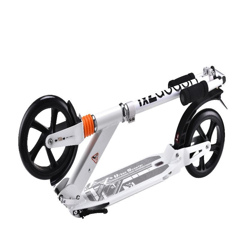 kick 200mm cheap adult scooter