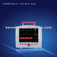 Maternal/Fetal Monitor System KN-2000+D3 Patient Monitor