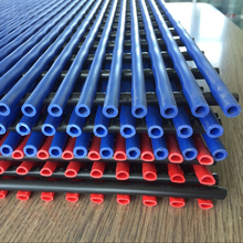 Soft tactility PVC Tube mat for floor