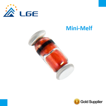 LGE signal switching glass diode mini LL4148 melf diodes