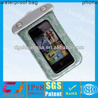 Promotion pvc phone waterproof case for moto g