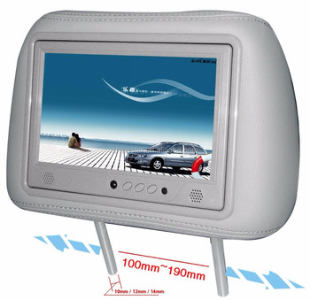 7 inch digital advertising screen for taxi