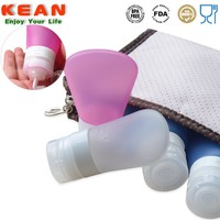 Wholesale Food Grade Silicone Cocktail Mix Bottle