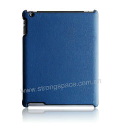 Blue For Apple iPad Smart Cover Leather