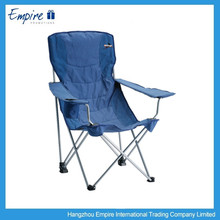 Wholesale good quality camping folding chair relax with armrest